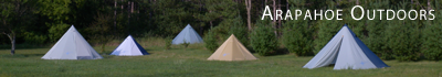 Teepee Camping - Arapahoe Outdoors